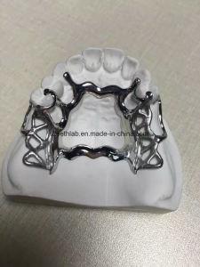 Vitallium Casting Framework Denture pictures & photos