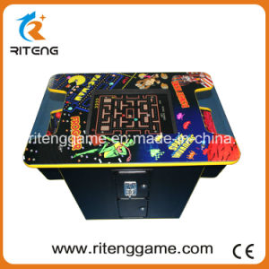 Coin Pusher Two Side Cocktail Table Game Machine for Home pictures & photos