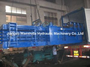 Horizontal Baler for Waste Paper (Y82-125) pictures & photos