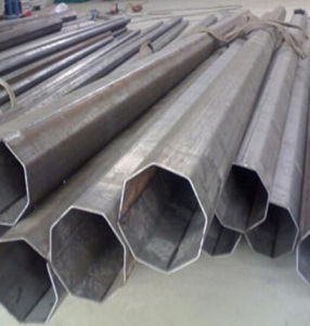 Octagnal Steel Pipe Special Shaped Steel Pipe pictures & photos