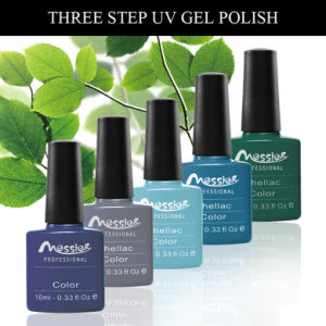 Messier Long Lasting 10ml Nail Gel Polish UV Color Nail Lacquer pictures & photos