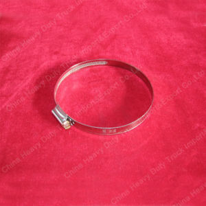 Truck Spare Parts Hose Clamps 190003989315 for Sinotruk HOWO pictures & photos