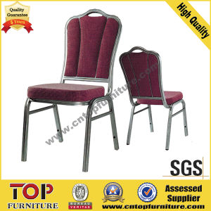Stackable Aluminum Dining Banquet Hall Chair Manufacturer pictures & photos