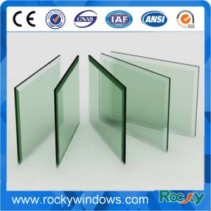Tempered Glass with Holes for Building and Furniture pictures & photos
