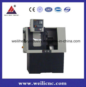 China Hot Sale Weili Heavy Industry Ck6426 Slant Bed CNC Turning Center
