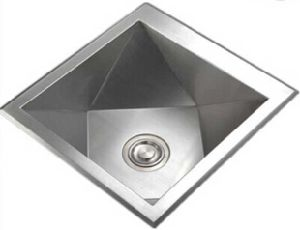 Diamond Type Inox Kitchen Sink