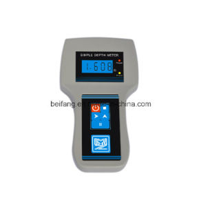 Ultrasonic Depth Meter pictures & photos