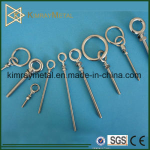 Stainless Steel Shoulder Eye Bolt with Nut / Washer pictures & photos