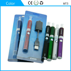 Evod Battery Mt3 Vaporizer Electronic Cigarette in Blister Kit