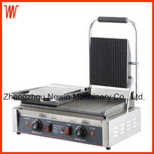 Commercial Sandwich Contact Grill Panini Grill Sandwich Griller pictures & photos