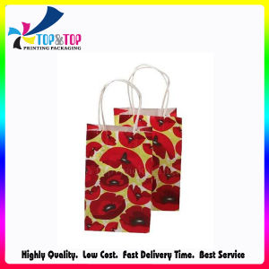 Custom New Design Fashion Paper Shopping Bags pictures & photos