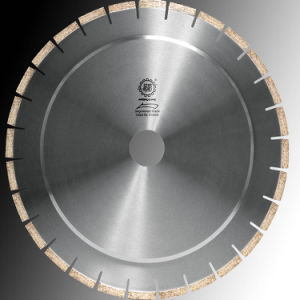 Granite Cutting Circular Saw Blades-Horizontal Cutting Tools for Marble pictures & photos