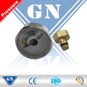 Cx-Mini-Pg Stainless Steel Capsule Pressure Gauge (CX-MINI-PG) pictures & photos
