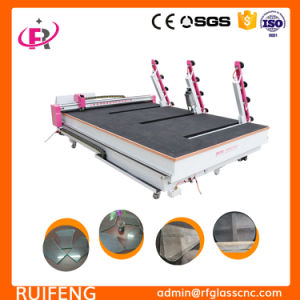 Multi Heads Glass Cutting Machine Hot Sales in India Market pictures & photos