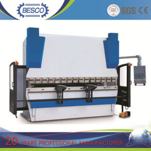 Hydraulic Aluminium Bending Machine/ Hydraulic Press Brake pictures & photos