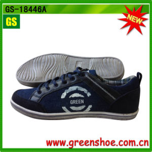 Fashion Men Casual Shoes (GS-18446A) pictures & photos