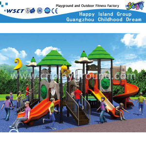 Children Outdoor Combination Slide Playsets Amusement Park Playground HD-Tsg015 pictures & photos