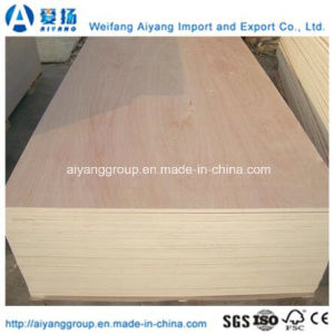 Custom Size Okoume Plywood for Furniture and Decoration pictures & photos
