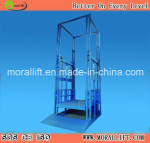 Lead Rail Customized Cargo Lift Platform pictures & photos