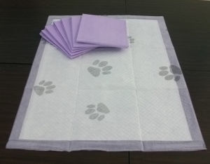 Pet Wee Wee Pad in Size 60*45cm (PP645A) pictures & photos