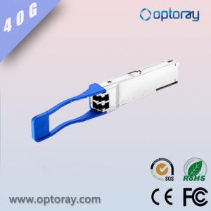 Cisco Compatilbe Qsfp+ 40g SFP Module Lr pictures & photos