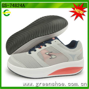 New Arrival Shape-up Casual Style Health Shoes for Women pictures & photos