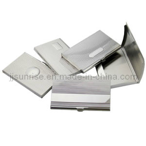Stainless Steel Credit Card Case (JJ-SS-NC11)