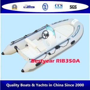 Rigid Hull Inflatable Boat (RIB350) pictures & photos