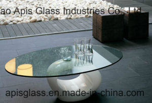6mm 8mm 10mm 12mm 1300*800mm Hotel/Furniture Tempered Glass pictures & photos