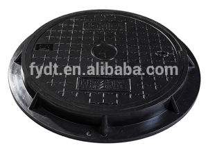 Top Product Lockable Heavy Duty Environmental GRP Manhole