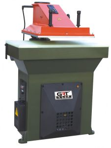 Hydraulic Leather Cutting Press /Clicking Press with CE pictures & photos
