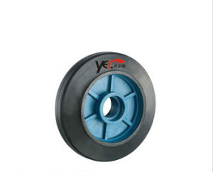Rubber Wheel for Handcart and Small Machine