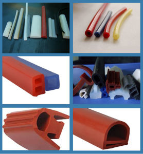 Customized Front Windshield Rubber Seal Strip pictures & photos