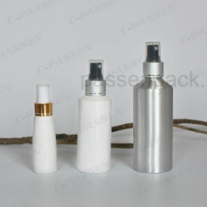Popular Cosmetic Spray Pump Bottle for Hair Care Products (PPC-ACB-049) pictures & photos