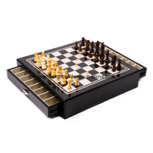 Exquisite Rhodium Plated&#160 Chess Set pictures & photos