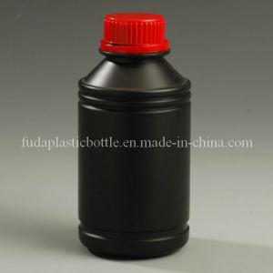 China a38 500ml engine oil black color bottles china for Motor oil plastic bottle manufacturer