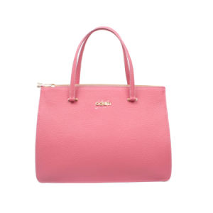 High Quality Women Designer Top Grain Cow Leather Lady Tote Shoulder Bag (XX006) pictures & photos