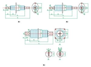 China Composite Insulator for Electric-Railway - China Fuse, Fuse Holder pictures & photos