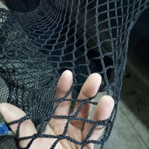 PE or HDPE Knitted Fabric Woven Mesh Net pictures & photos