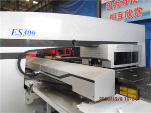 CNC Servo Punching Machine ES300 pictures & photos