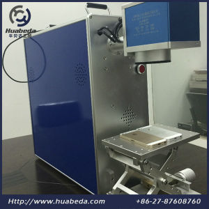 Low Price Fiber Laser Marking Machine for Metal and Nonmetal Mdk-Bx-10 pictures & photos