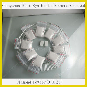 Made in China 0-0.25 Industrial Synthetic Diamond Powder
