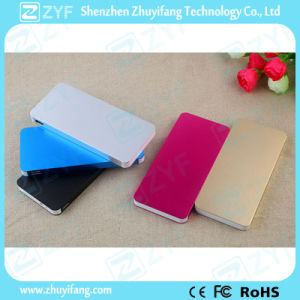 Aluminium Mobile Phone Design 12000mAh Power Bank (ZYF8052)