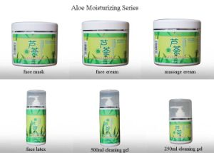 Skin Care Whitening Beauty Care Aloe Vera Moisturizing Face Care Acne Remover Cream pictures & photos