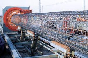 Pile Cage Making Machine