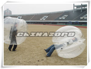 Traditional Style Battle Ball Transparent Bubble Ball Suit pictures & photos
