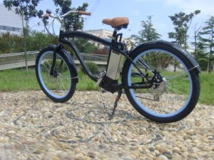 Buy New Electric Bike Top Quality E Cruiser Bike From China pictures & photos