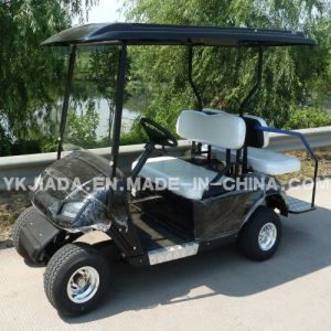 CE Approved 4 Seat Electric Vehicle (JD-GE501B) pictures & photos