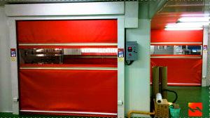 Rapid Roller Shutters/High Speed Rolling Doors (HF-2020) pictures & photos