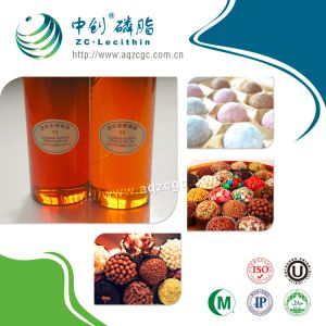 Food Grade Transparent Soy Lecithin Liquid pictures & photos